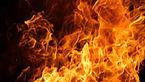 این پدر خوانده یک مادر و دختر را به آتش کشید + عکس