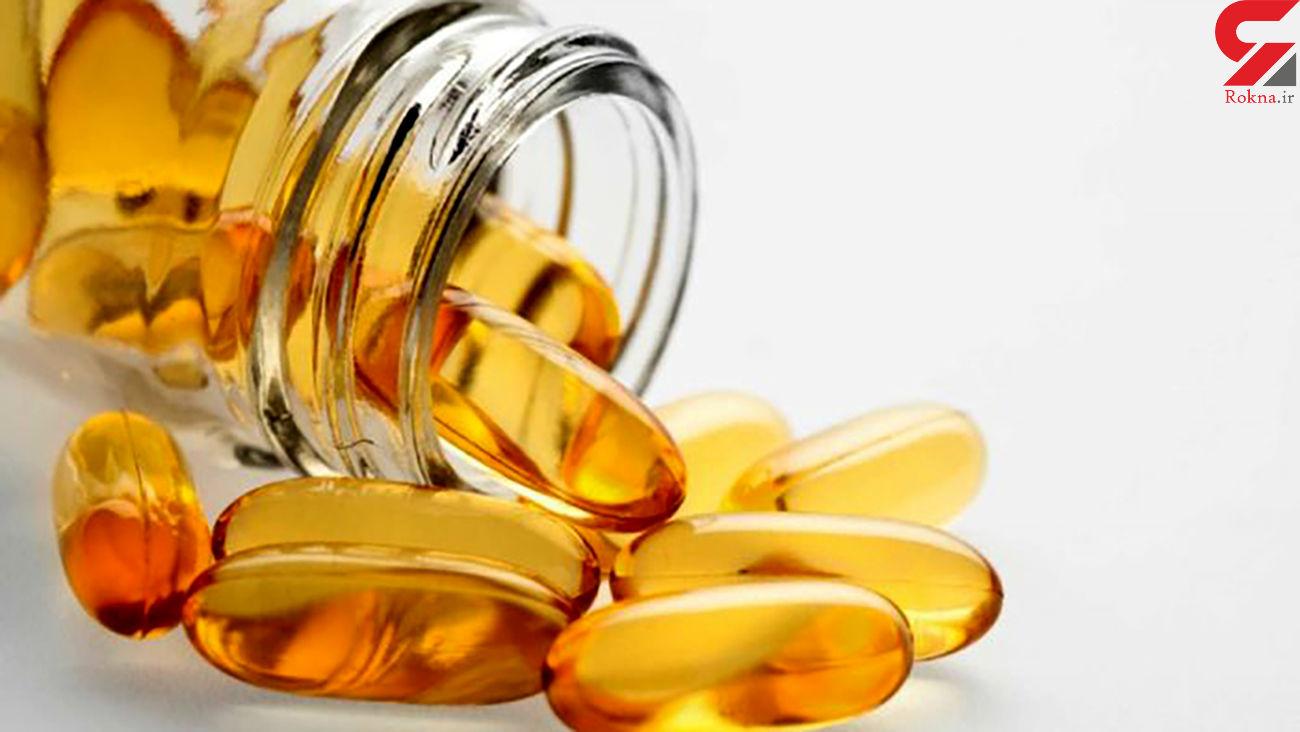 تاثیر مصرف ویتامین (D)  در پیشگیری از ابتلاء به کرونا