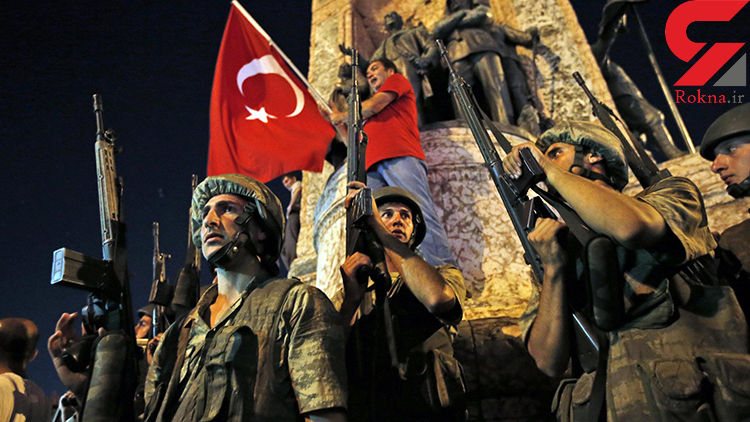 اظهارات جدید اردوغان در مورد کودتای نافرجام علیه وی