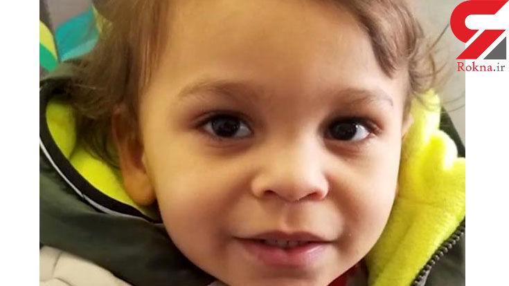 ناپدری احمق کودک2 ساله را به کشتن داد +عکس