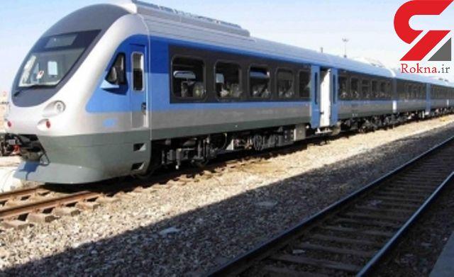 قطارمسافری یزد – مشهد همه روزه می شود