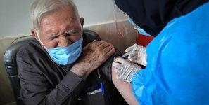 58 تا 60 ساله ها برای دریافت واکسن کرونا ثبت نام کنند