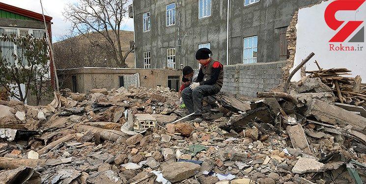 سرمای مرگبار مردم مناطق زلزلهزده سراب و میانه تهدید می کند
