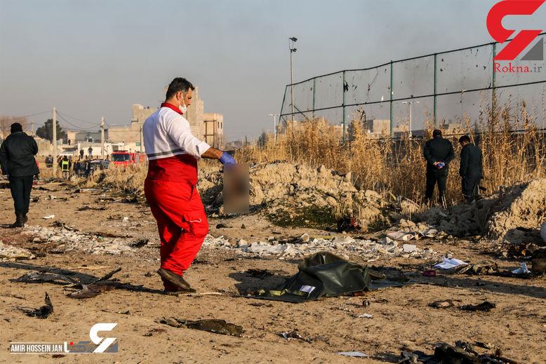 ۱۴۸ پیکر از قربانیان سقوط هواپیما شناسایی شد/ تحویل ۵۷ جسد به خانوادهها + اسامی