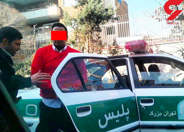 دستگیری فوتبالیست قرمزپوش بخاطر کلاهبرداری از 2 هم بازی!+عکس