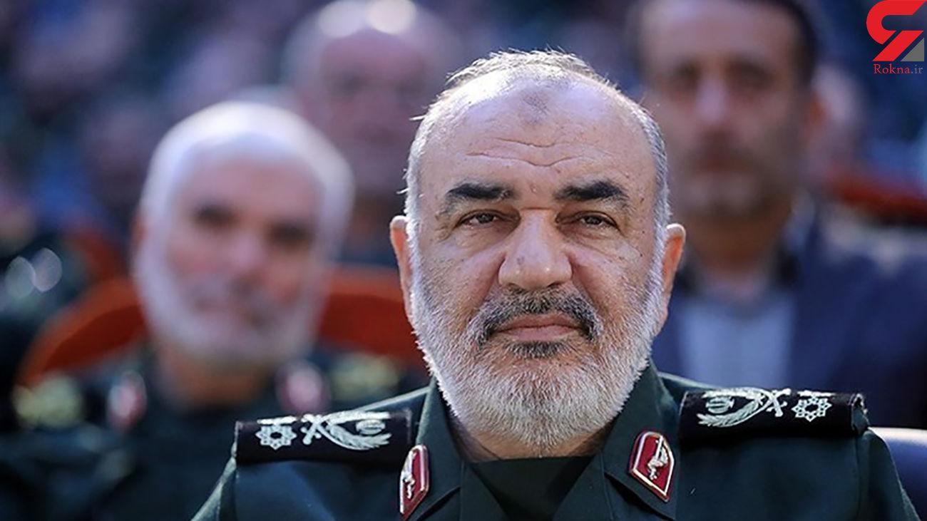 فرمانده سپاه: نقشآفرینیهای شهید حجازی پرچم عزت را برافراشته نگه داشته است