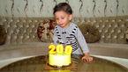کودک 22 ماهه فومنی با ذهنی فوق العاده! +عکس