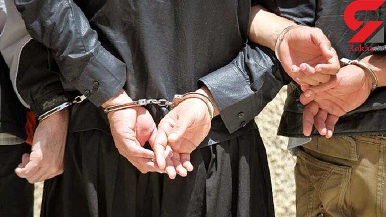 دستگیری 17 عامل درگیری در سیروان بر سر اراضی کشاورزی