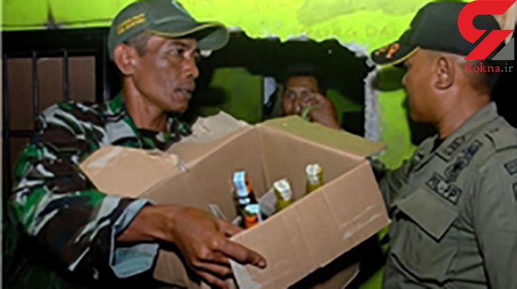 مشروبات دستساز جان 80 نفر را در اندونزی گرفت