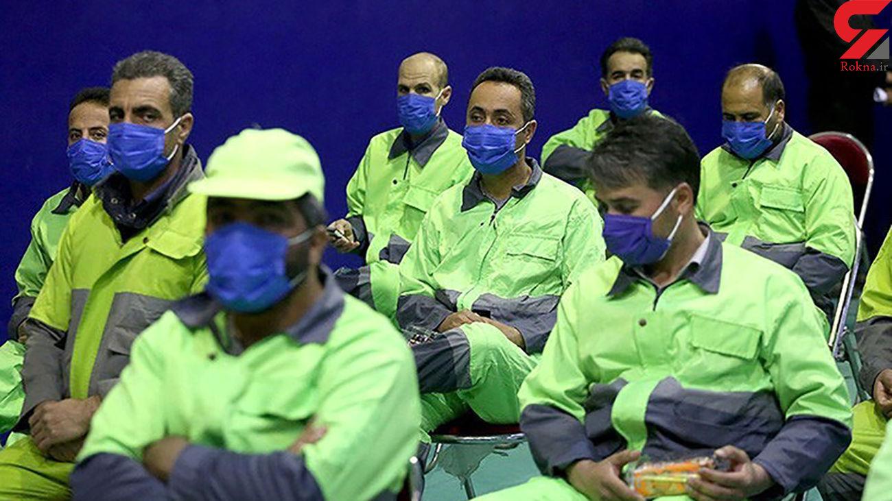 ادعای شهردار آبادان در رسوایی بزرگ / چرا واکسن زدیم! + فیلم