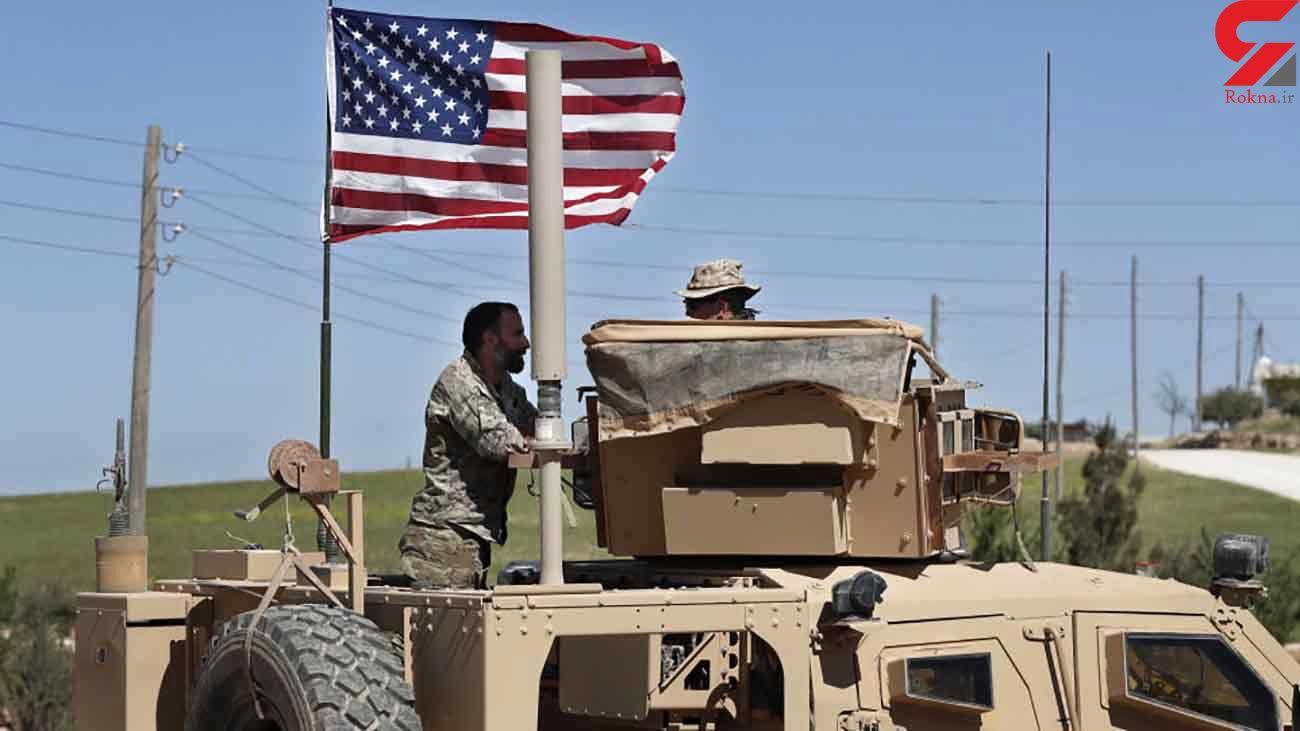 حمله هوایی آمریکا به ارتش سوریه