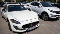 کشف 44 خودروی لوکس خارجی / 7 نفر در بوشهر دستگیر شدند