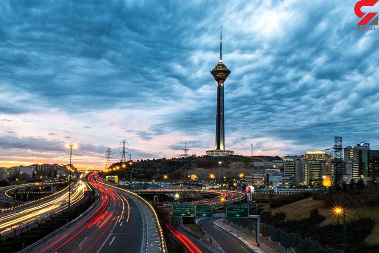 قیمت آپارتمان در مناطق لوکس نشین تهران