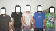 دستگیری 5 سارق با 23 سرقت در داراب