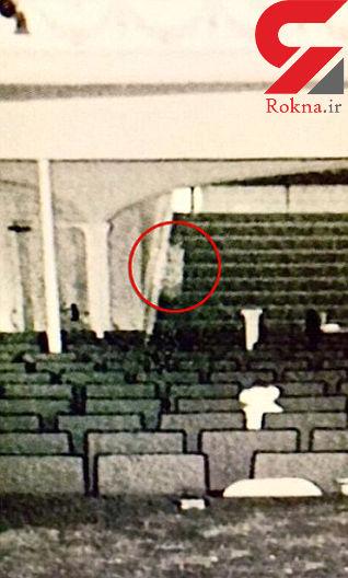 اتفاق باور نکردنی / روح بازیگر تئاتر به صحنه بازگشت +تصاویر