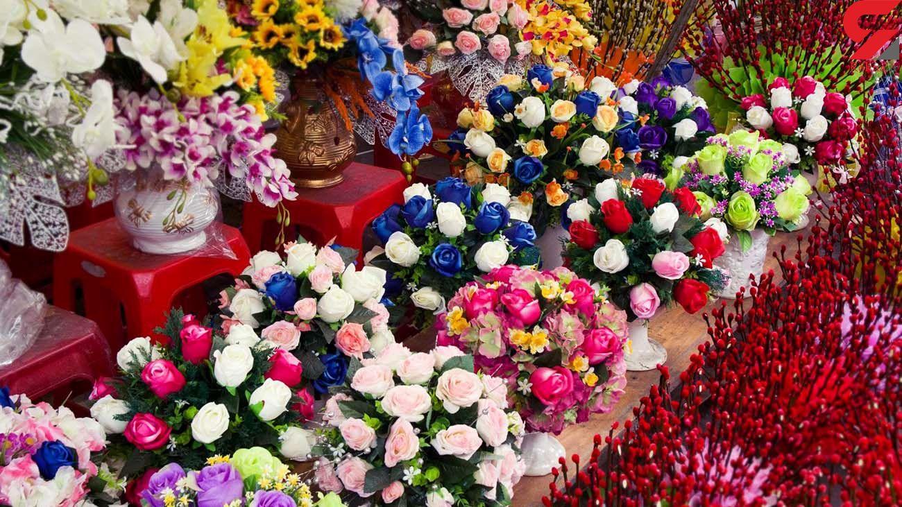 هر گل چه پیامی دارد؟