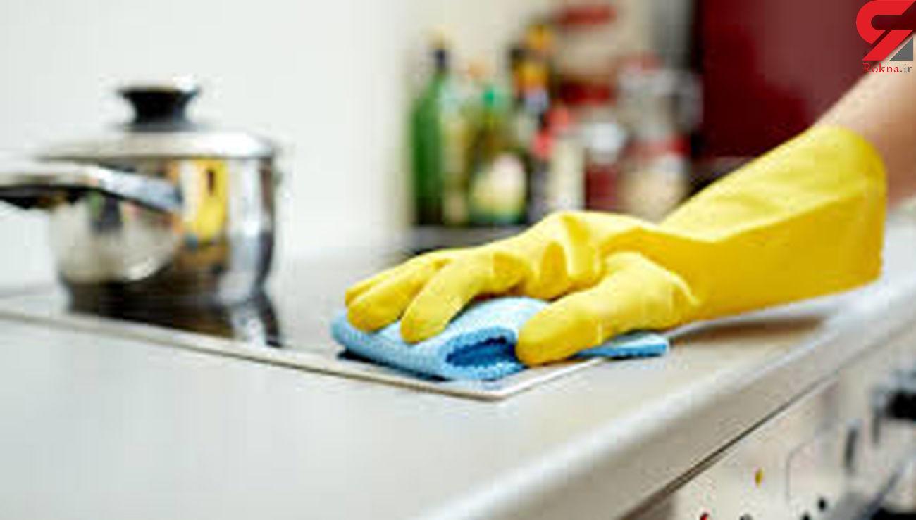 ترفندهای تمیز کردن لوازم پلاستیکی