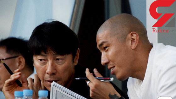 سرمربی کره: متاسفانه کیروش علاقهای به فوتبال کره ندارد/ ۳ امتیاز بازی با ایران را میخواهیم