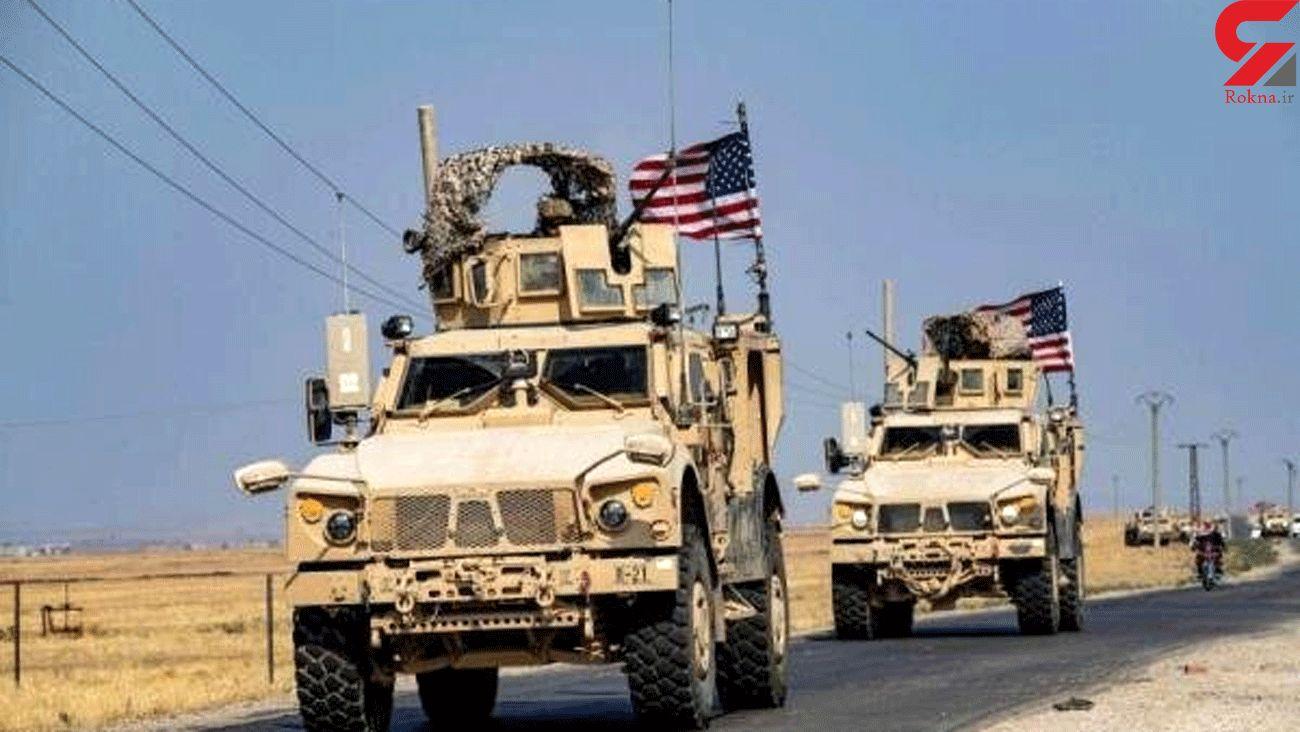 Terrorists infiltrating into Iraq via US convoys