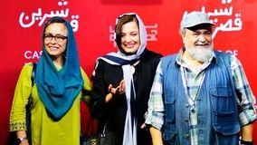 رونمایی از کارت عروسی محمد رضا شریفی نیا و آزیتا حاجیان بعد از 41 سال+ فیلم