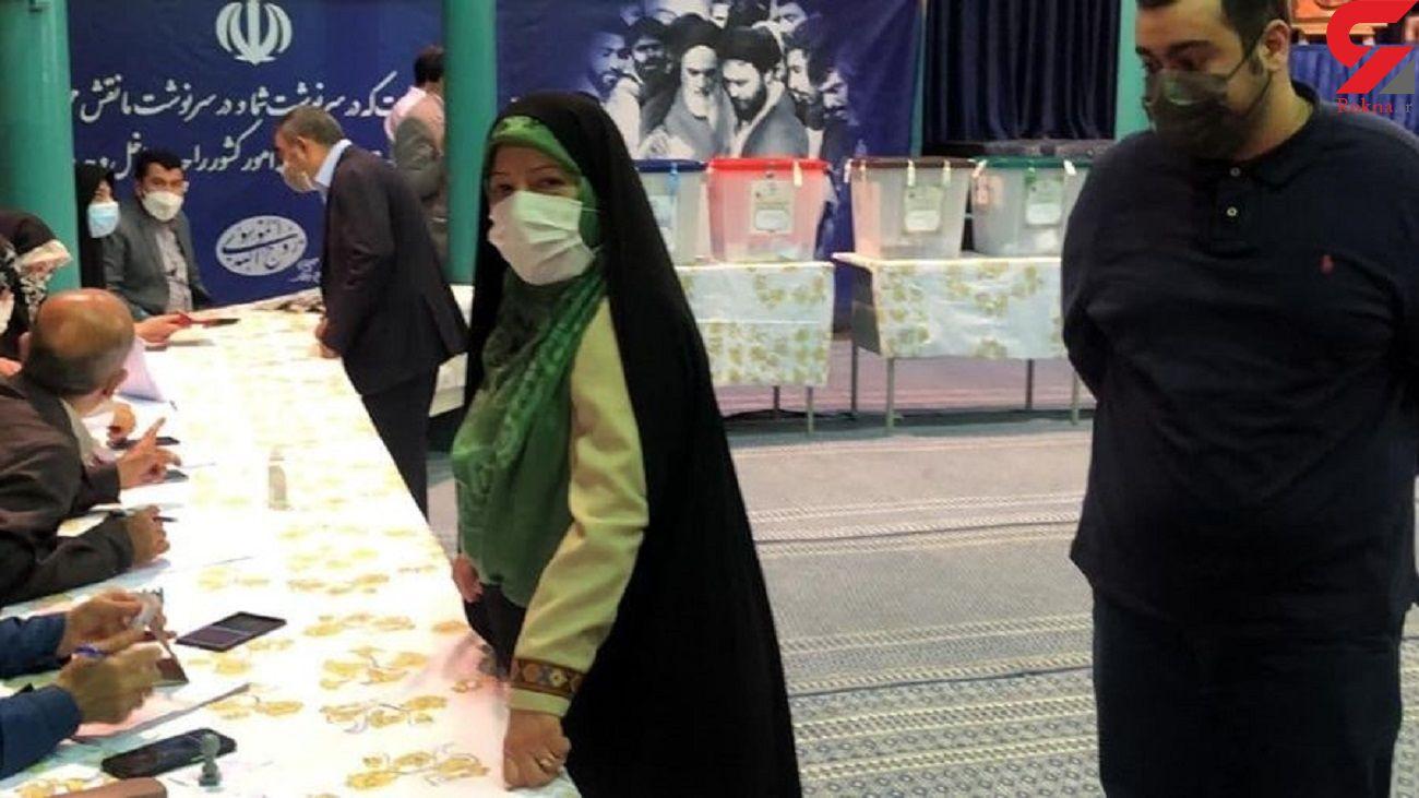 ابتکار در انتخابات 1400 شرکت کرد