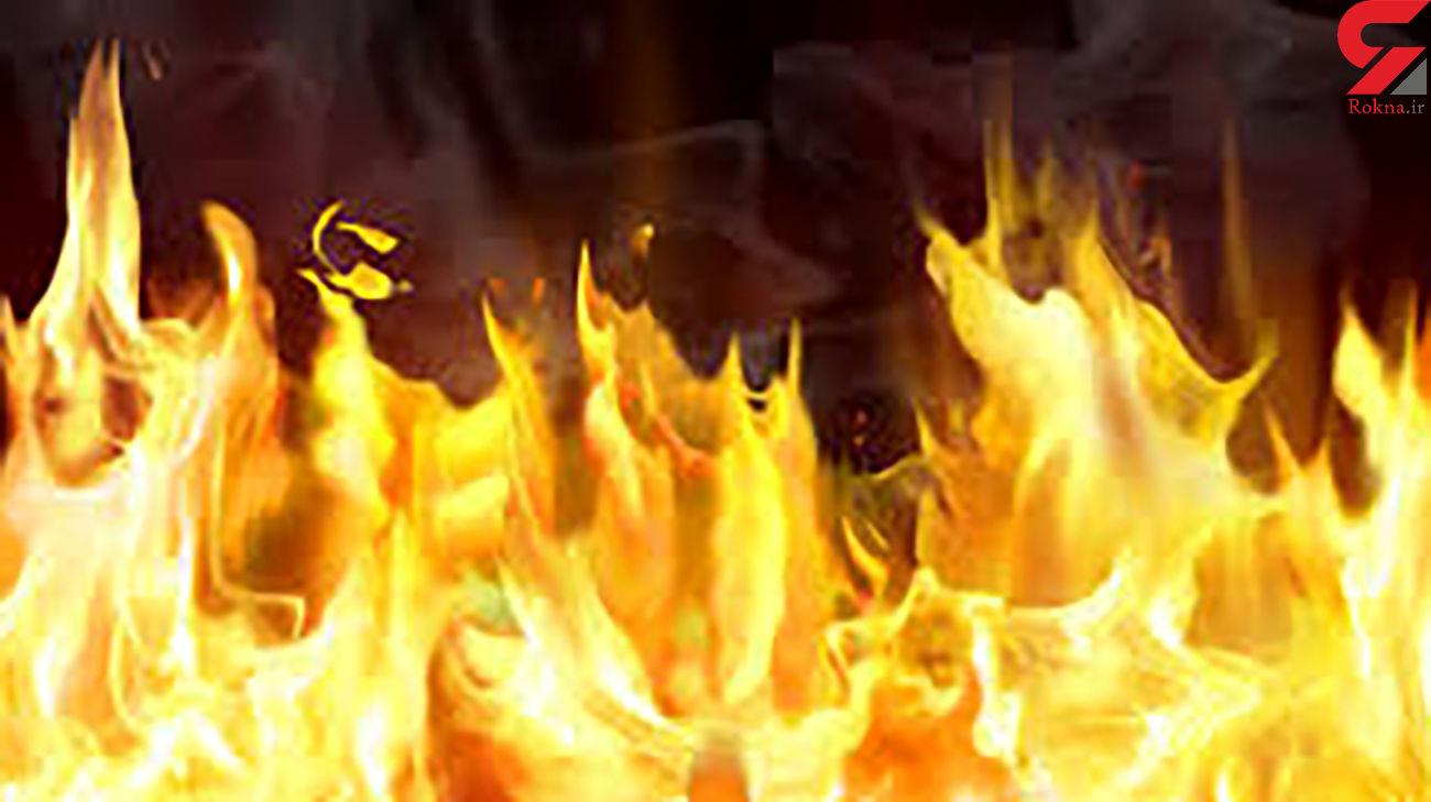 آتشسوزی مغازه ماهیفروشی در رودسر دو مصدوم بر جای گذاشت