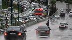 ترافیک در اولین پنج شنبه بدون طرح !