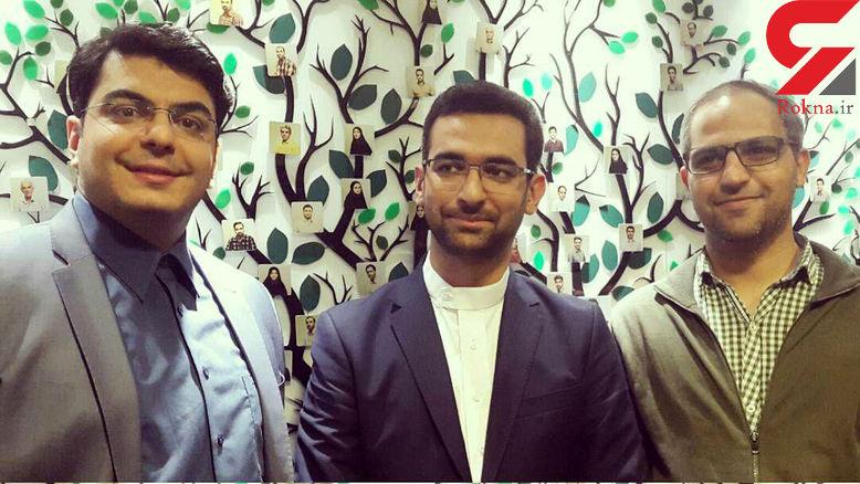 ماجرای ناراحتی جوان ترین وزیر دولت روحانی از مجری اخبار سیما چه بود؟ + عکس