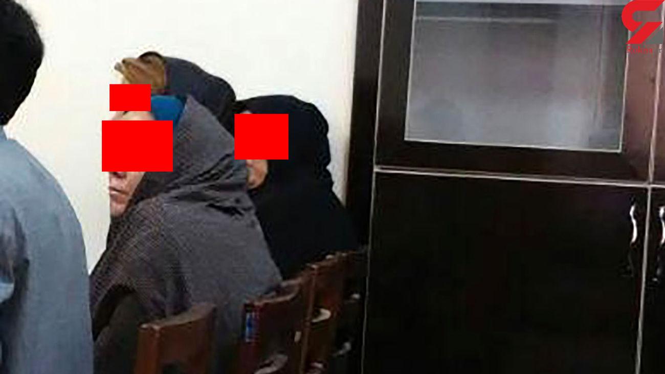 تازه عروس جوان تهرانی در آشپزخانه صحنه وحشتناکی دید + عکس