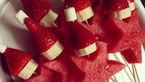 میز کریسمس خود را با این میوه ها تزئین کنید+عکس