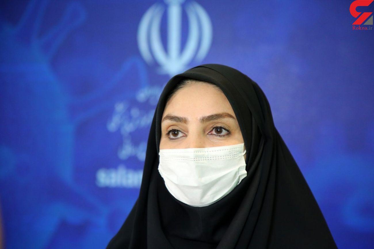 196 مبتلا به کرونا در 24 ساعت گذشته در ایران جان باختند/ شناسایی ۲۶۳۶ بیمار جدید کووید۱۹ در کشور