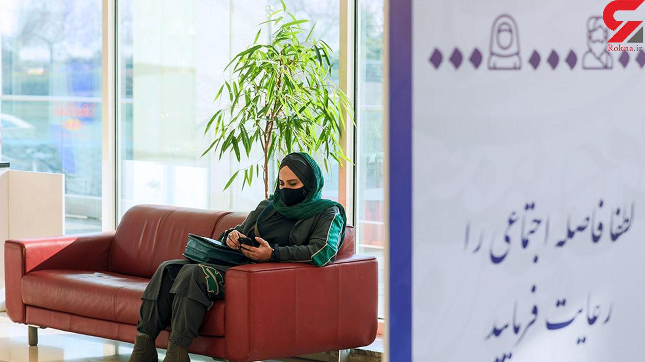 قهر نرگس آبیار در جشنواره فیلم فجر