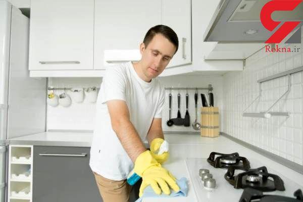 ترفندهای داشتن خانه ای تمیز بدون نگرانی