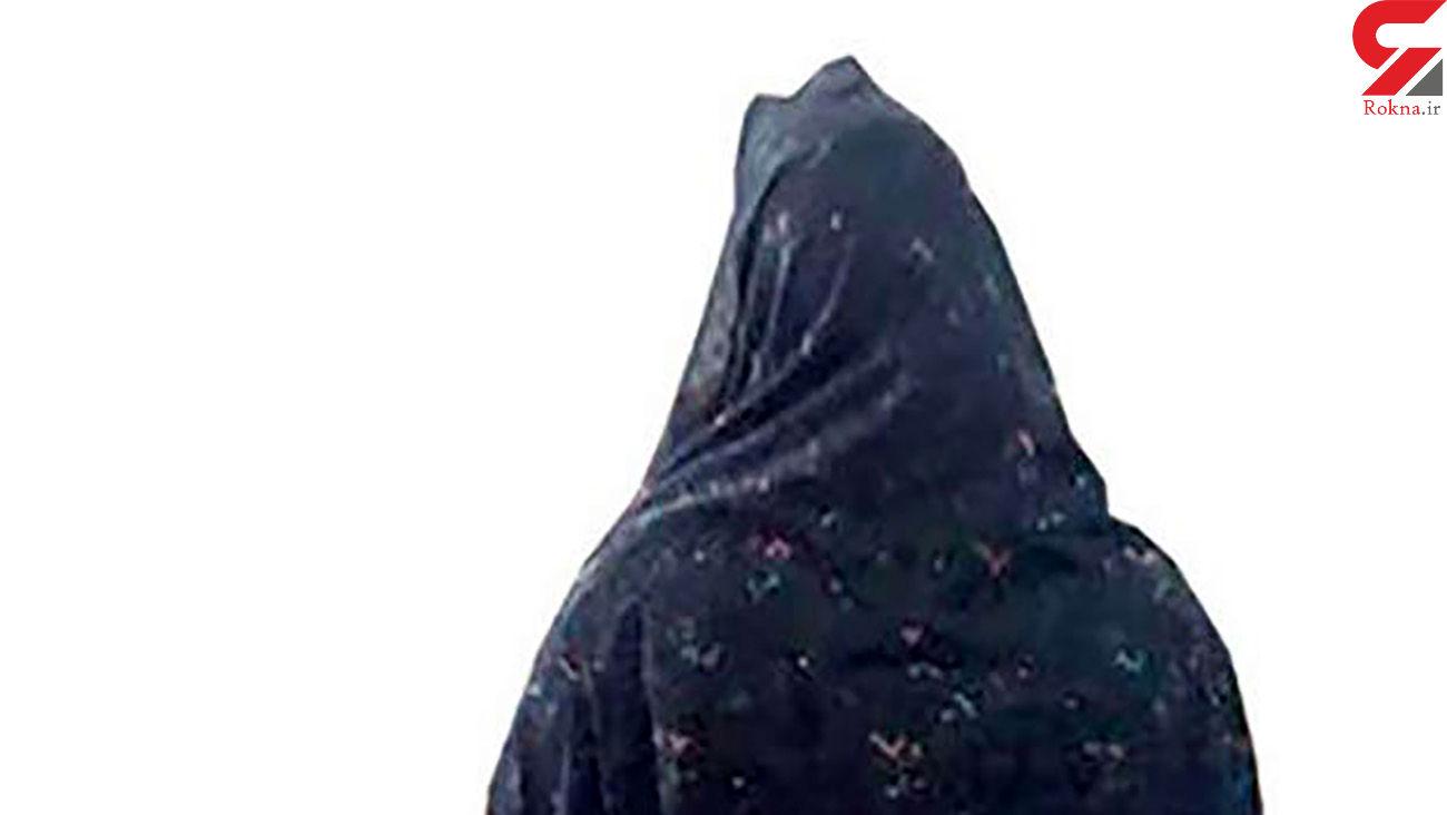 مرد بی غیرت تهرانی همسرش را به غریبه ها پیشنهاد می داد! / مهین نجیب است