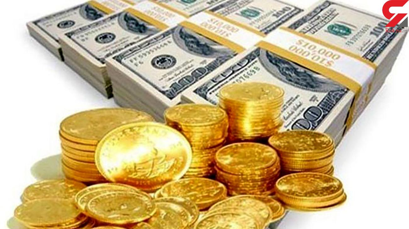 جدیدترین قیمت دلار و نرخ ارز بین بانکی در 8 تیر 99