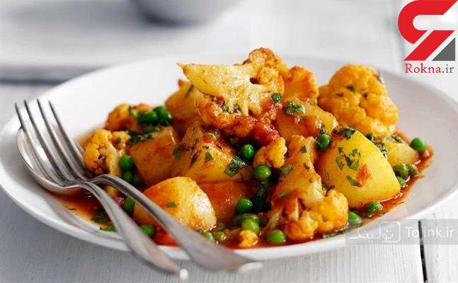 وزن تان را با یک غذای رژیمی خوشمزه کم کنید+ دستور پخت