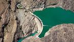 عکسی از مراحل ساخت سد کرج