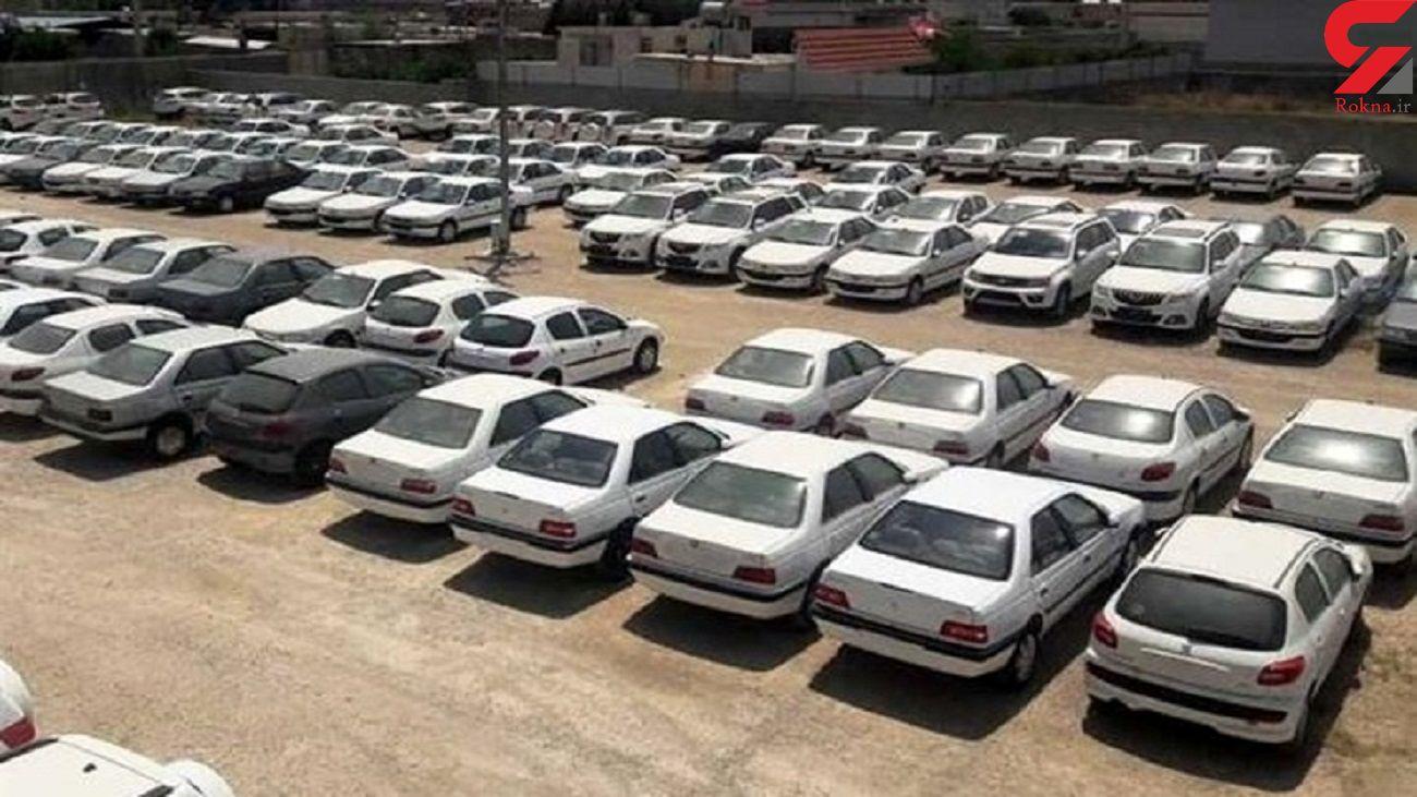 آخرین قیمت انواع خودرو / قیمت کدام خودرو از 2 میلیارد و 300 میلیون تومان فراتر رفت؟ + جدول