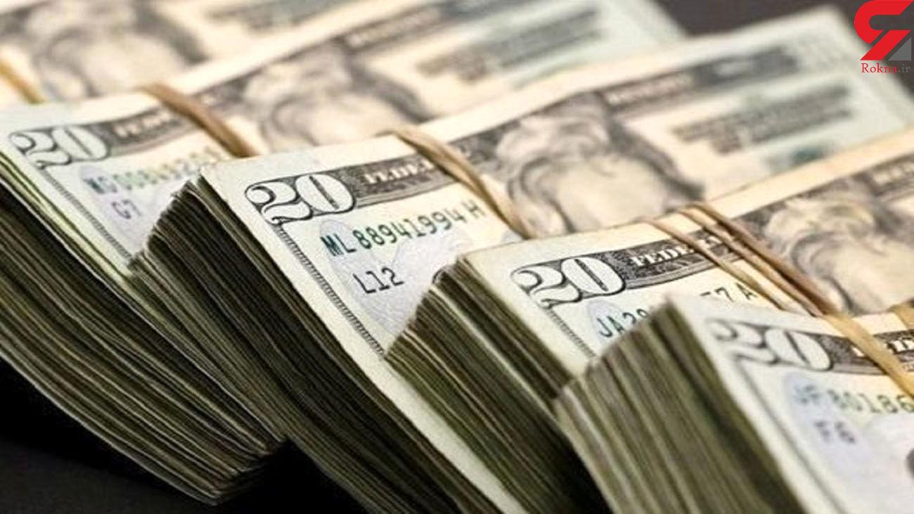 دلار جهانی در مدار نزولی قرار گرفت