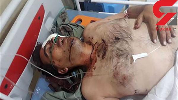 اصابت 25 گلوله به محیطبان مظلوم / شکارچیان خراسان جنوبی رحم نداشتند+ تصویر پیکر غرق در خون