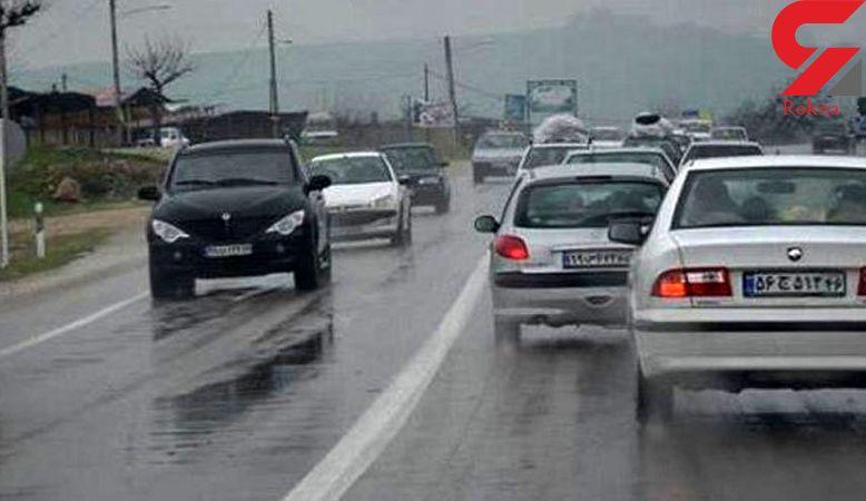واژگونی خونین  خودروی مدیر عامل هلال احمر استان کرمان  بخاطر سرعت زیاد