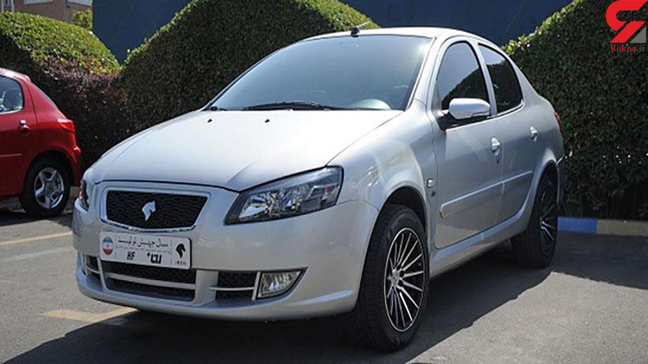 تحویل مشتریان محصول جدید ایران خودرو به زودی به بازار می رسد + عکس خودروی رانا پلاس