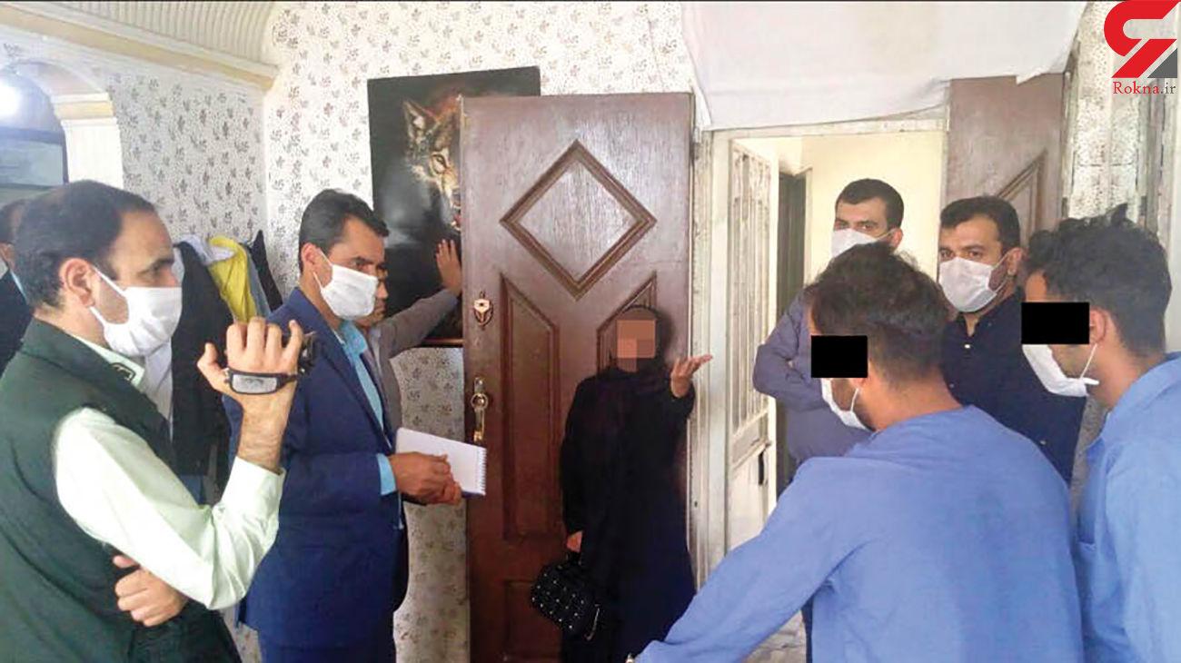 اعتراف وحشتناک زن خائن به داشتن سروسر شیطانی با 2 برادر مشهدی + عکس