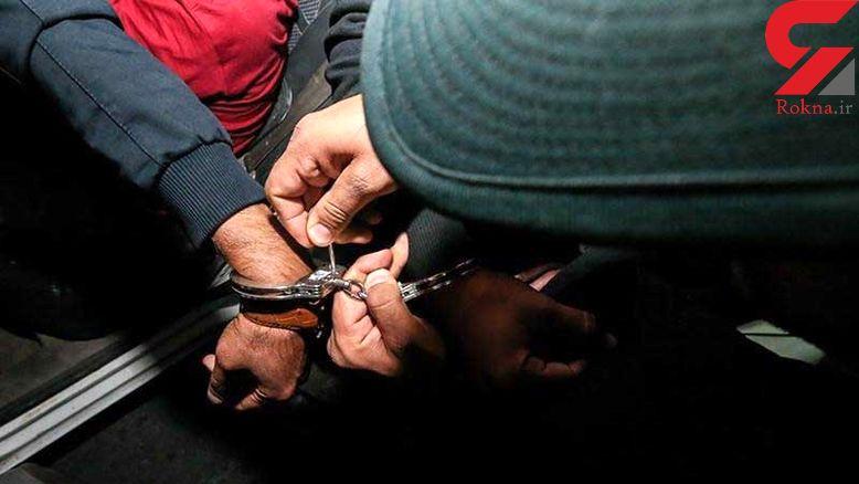 دستگیری 4 شرور محله خانی آباد / خودروهای محله از دست آنها در امان نبود