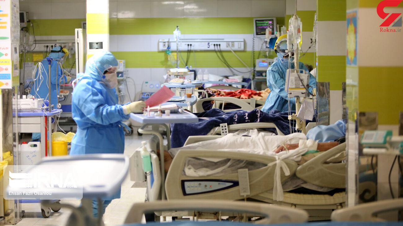 ظرفیت بخش اورژانس کرونای بیمارستان امام رضای مشهد تکمیل شد