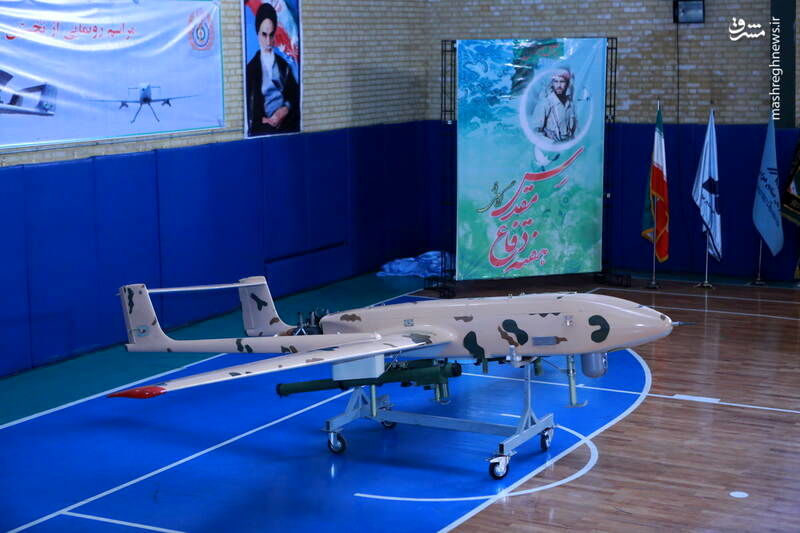 ایران پیشگام تولید پهپادهای ویژه دفاع هوایی در جهان شد/ «کیان»؛ آماده اجرای ماموریتهای آفندی و ضد رادار + تصاویر