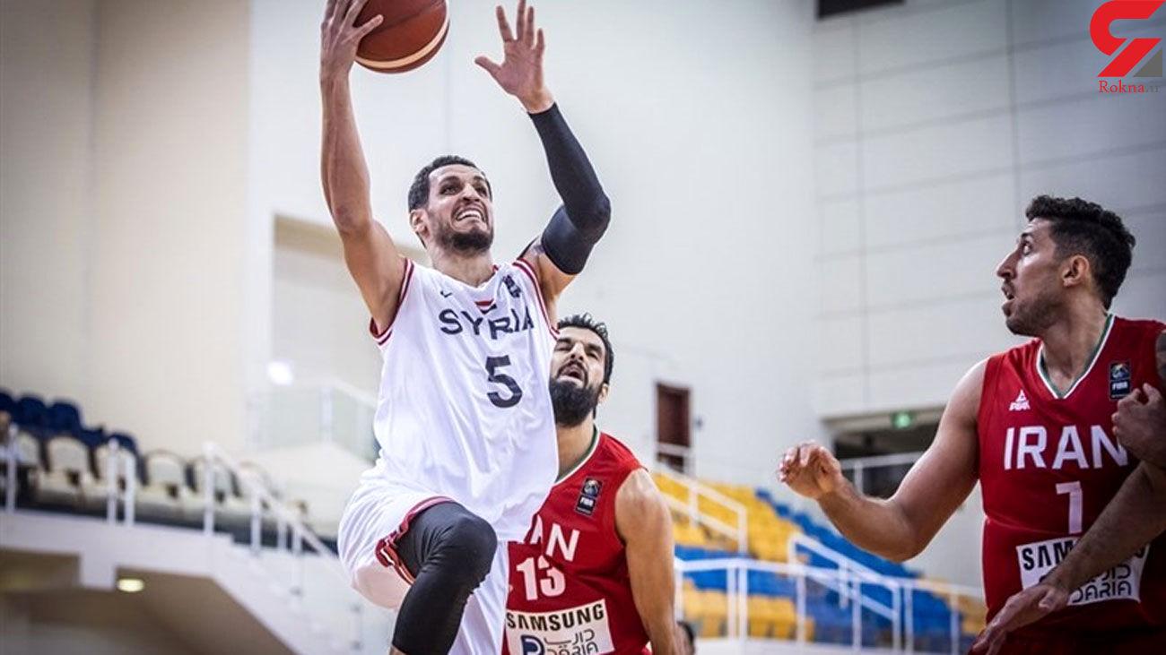 Historic Win for Syria against A World-Class Team: FIBA