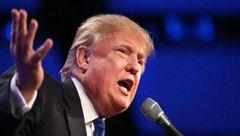خط و نشان ترامپ به ایران ! / کاخ سفید در برابر رییس جمهور امریکا ایستاد