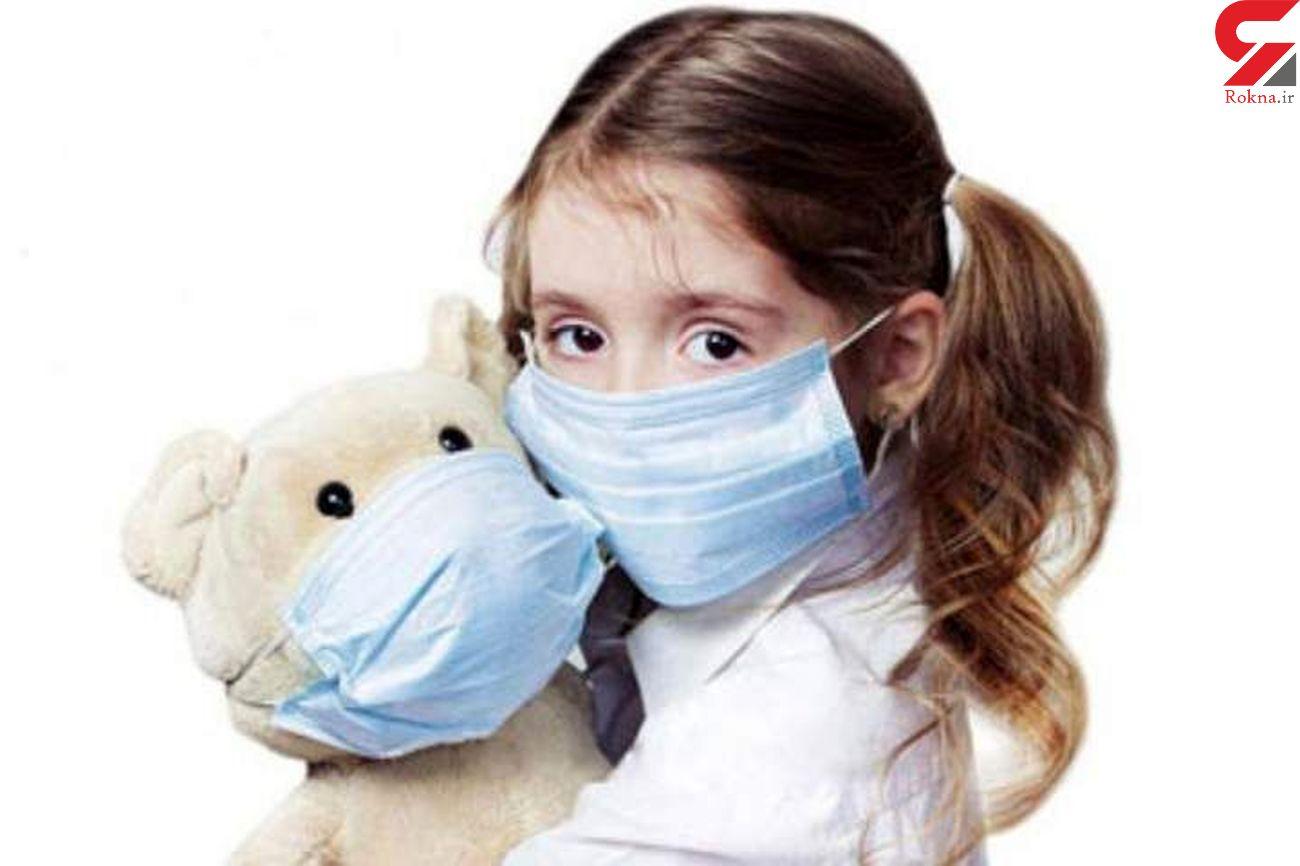 بستری روزانه ۱۰ کودک مبتلا به کرونا در اهواز