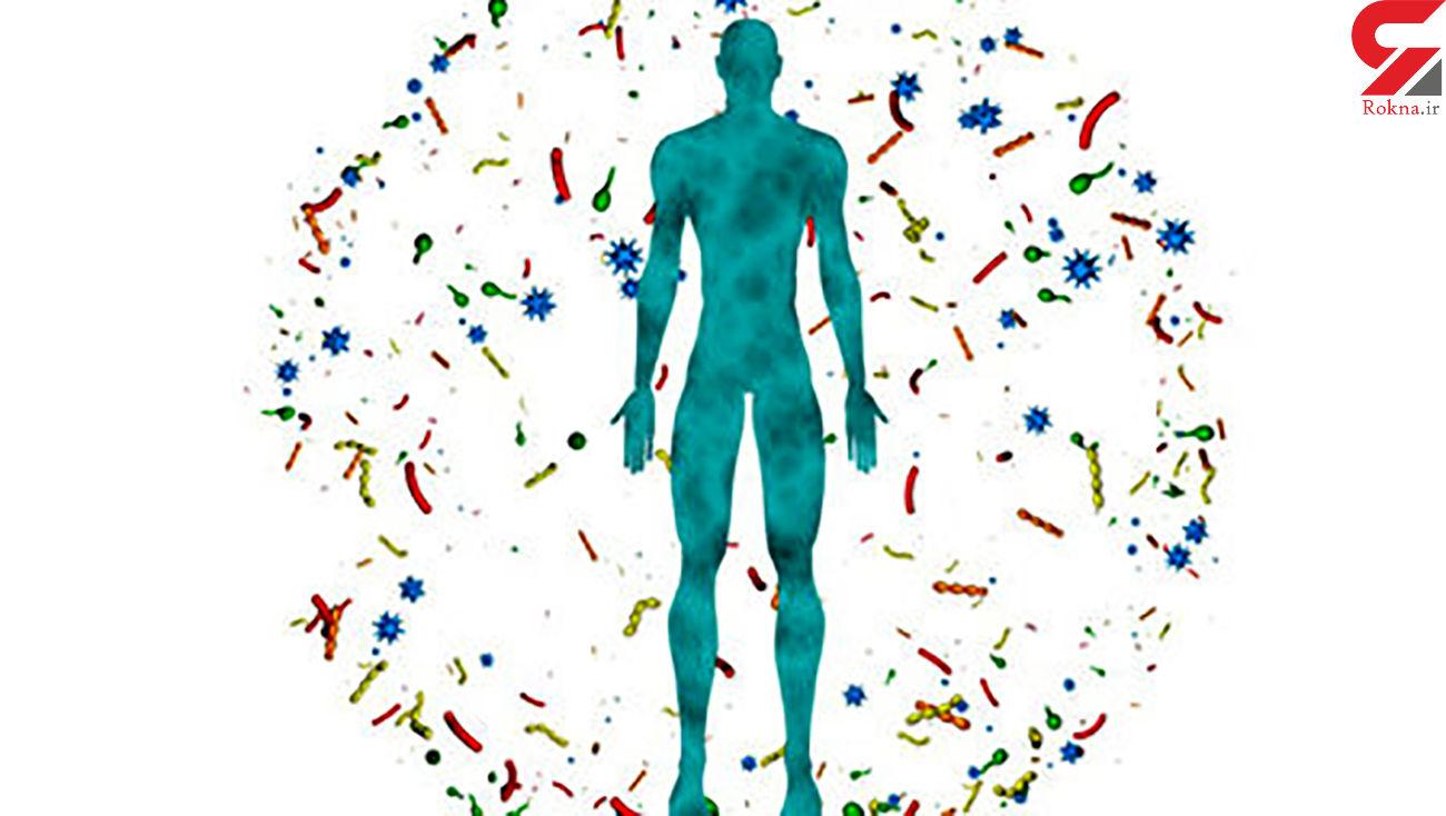نشانه های بارز ضعف سیستم ایمنی بدن
